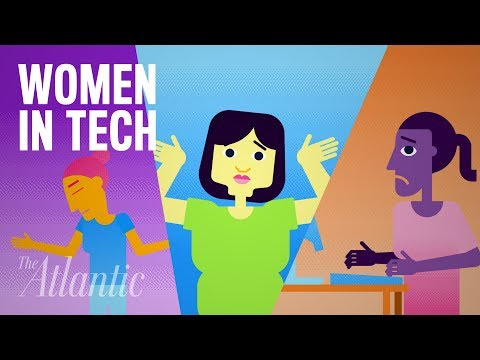 How Did Tech Become So Male-Dominated?