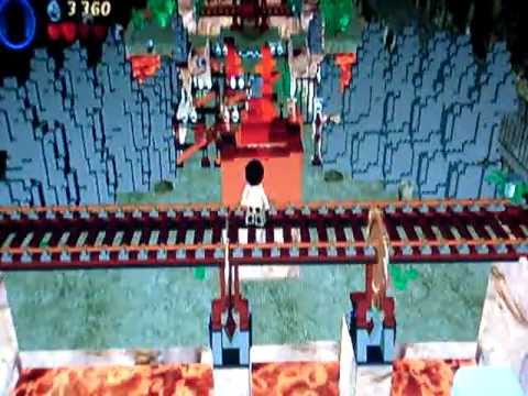 Lego indiana jones 2:my levels:Thuggee Escape