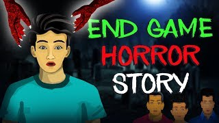 Bharat Movie Horror Story | | End Game Horror Stories Animated || Eid Scary Stories in Hindi