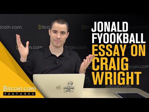 Bitcoin Cash Is Free Of Faketoshi! - Jonald Fyookball Essay On Medium | Bitcoin.com Features