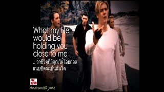 Download เพลงสากลแปลไทย #199# If I Let You Go - Westlife (English & Thai subtitle) ♪♫♫ ♥ MP3 song and Music Video