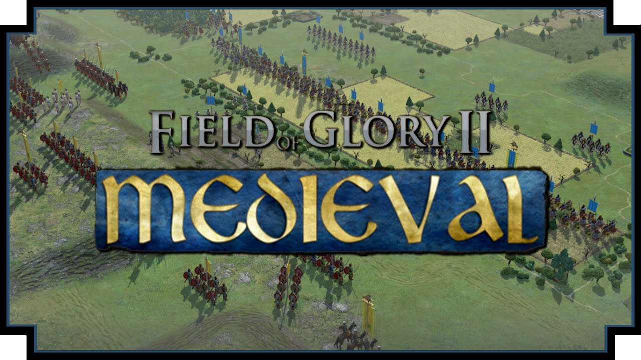 Field of Glory II: Medieval PC cover