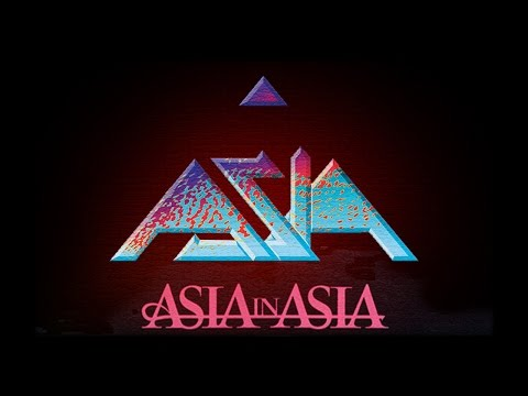 1983-12-06 'Asia In Asia' - Live at Budokan (Geoff Downes, S