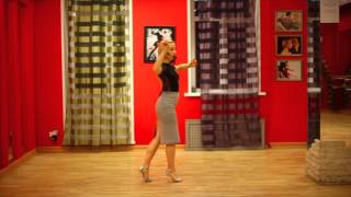 """Online Tango Lessons with LOS ROSALES """"Rithmical interpretation"""""""