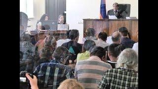 Live. «Սասնա ծռեր»-ի գործով դատական նիստը