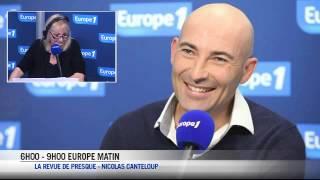 """Nicolas Canteloup - """"Bastien arrive en Lambo, repart en hélico"""""""