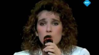 Celine Dion Ne Partez Pas Sans Moi Lyrics + English Translation (Switzerland Eurovision 1988)