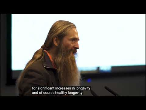 Aubrey De Grey On Why Scientists Avoid Talking About Radical Life Extension