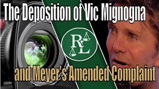 Ya Boi Zack\'s (proposed) Amended Complaint - Deposed Vic Discussion