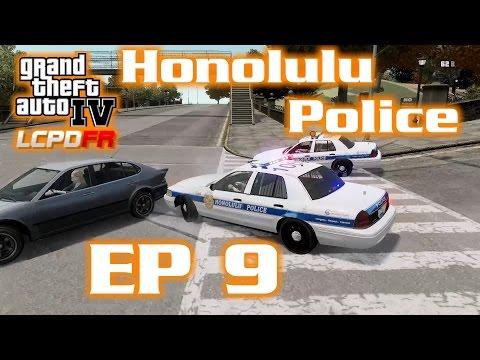 LCPDFR MP State Patrol - Honolulu Police - Deadly Litter?