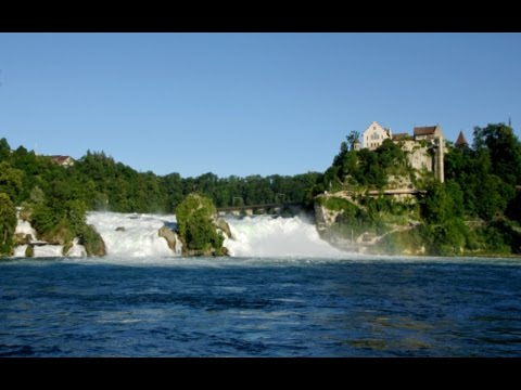 Rhine Falls & Stein am Rhein Tour with Laufen Castle Visit - Video