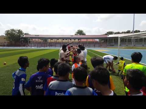 Free Football Clinic with Ilocos United