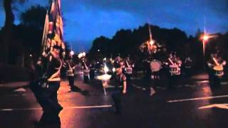 Portadown True Blues @ Queensway Flute Bands Parade 2011