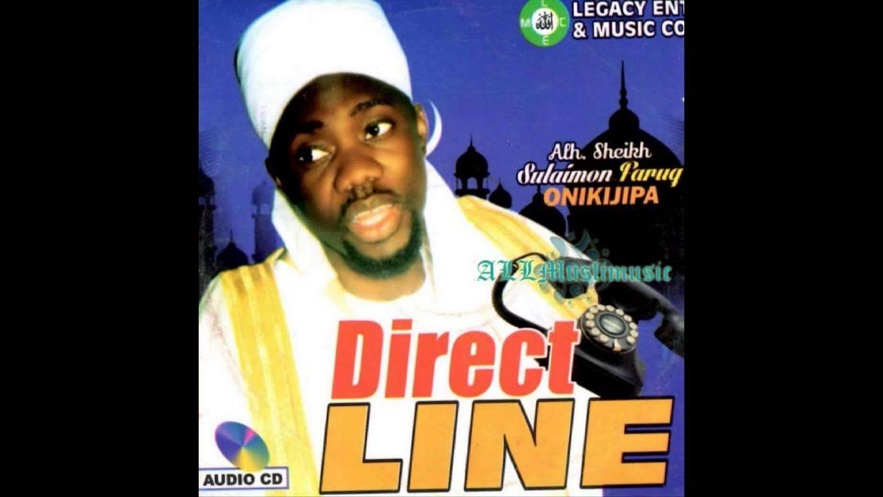 Download Sheik Sulaimon Faroq Onikijipa - Direct Line