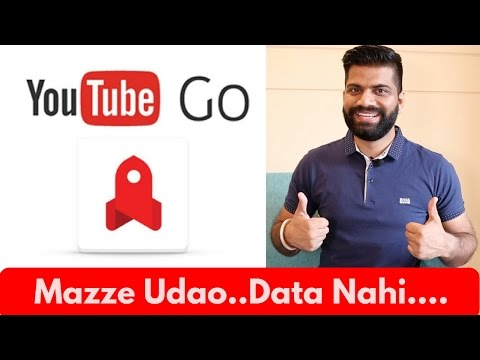 YouTube Go - Ab Mazze Udao, Data Nahi 😂 India Exclusive