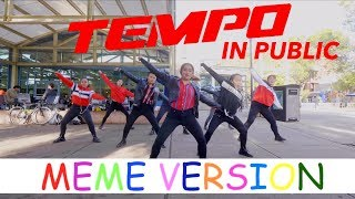 [K-pop in Public Challenge] EXO (엑소) - Tempo (템포) Full Dance Cover by SoNE1