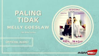 Melly Goeslaw - Paling Tidak | Official Audio