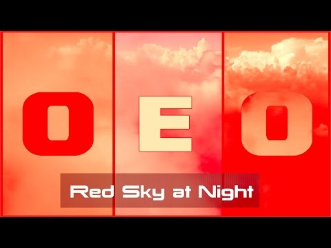OEO - Red Sky at Night Cayman Islands - Show Highlight