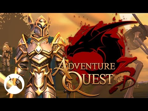 ADVENTURE QUEST 3D Android Gameplay