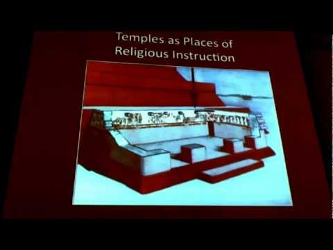 """Mark Alan Wright on """"Axes Mundi: Nephite and Mesoamerican Temple and Ritual Complexes"""""""
