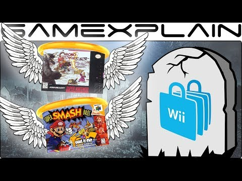 The Wii Shop Channel's Closure is Killing 224 Virtual Console Games - We List Them All!