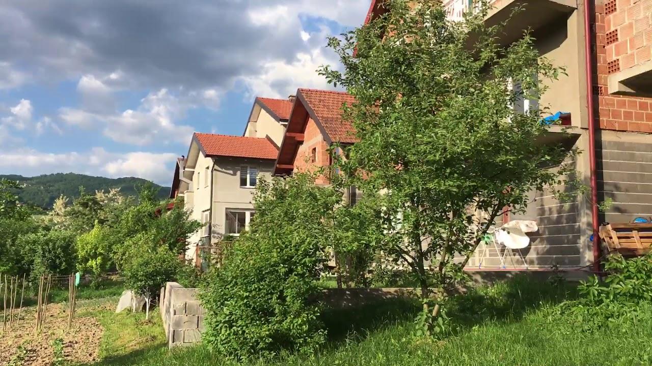 عقارات البوسنه بيت مع مزرعة في فوجشجا - YouTube