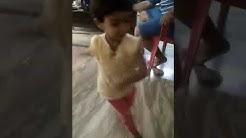 Omika Chauhan Dance On Sarr sarr ghume re satrangi tharo lahreio