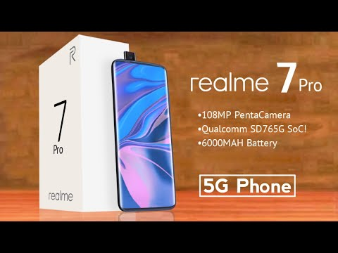 Realme 7 Pro Unboxing & First look? - 120Hz sAmoLED Display | 108MP Camera, 6000mAh Battery!!!