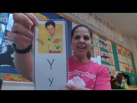 Letter Y   Annsworth Academy Phonics