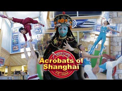 Amazing Acrobats of Shanghai   Branson Missouri   Webcam Show