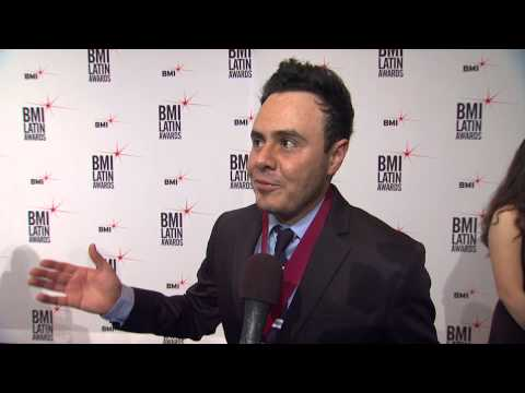 Jose Luis Roma Interview - The 2013 BMI Latin Awards