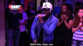 Maître Gims - Bella - Live - C