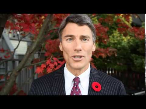Greetings from Vancouver Mayor Gregor Robertson