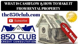 What is Cashflow? - Monthly Income From My Personal Rental Property