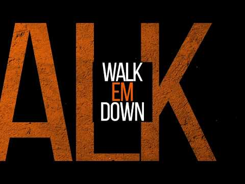 NLE Choppa – Walk Em Down feat. Roddy Ricch (Official Lyric Video)