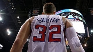 Blake Griffin's Top 10 Plays of his Career thumbnail