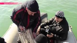 Насколько безопасна вода Черного моря? Настоящее Время берет пробы