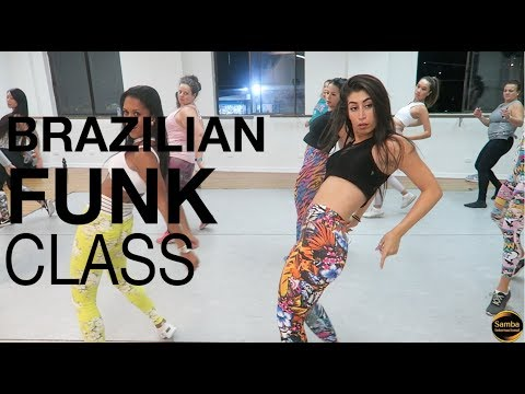 Brazilian Funk Classes | Sydney | Escola de Samba