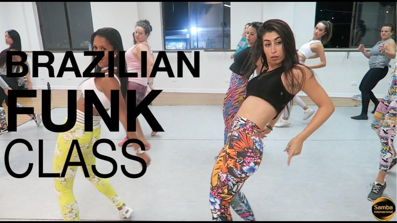 Brazilian Funk Classes