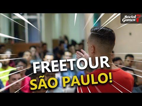 ANDRÉ SABETTA, ALPHASPIRIT, CRASTO, FELIPE MARX & ADDAMTV ft SG7 GAMBIT: FREETOUR SÃO PAULO!