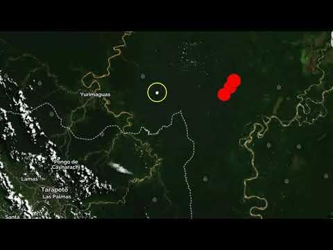 Massive M8.0 Earthquake Strikes Peru