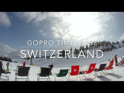 Switzerland GoPro Timelapse