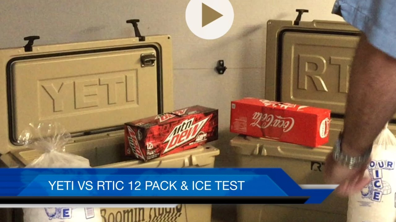 RTIC Coolers vs YETI: Your Complete Guide