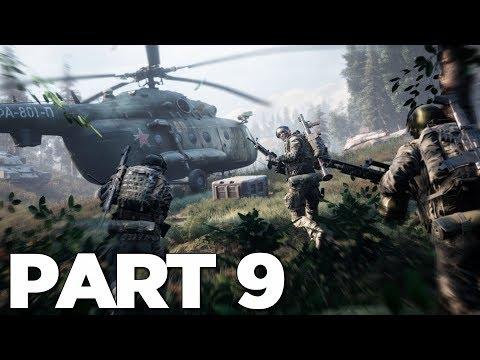 WORLD WAR Z Walkthrough Gameplay Part 9 - TOKYO (WWZ Game)