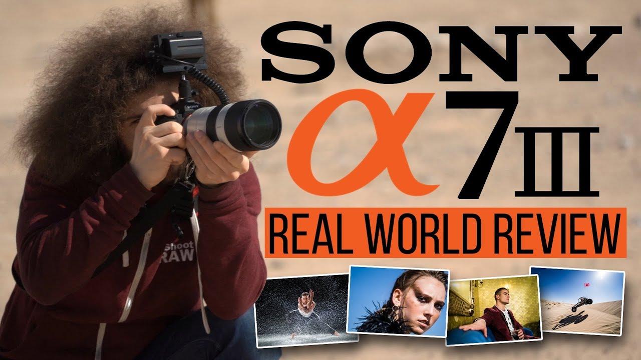 Blackmagic Pocket Cinema Camera 4K vs  Sony a7 III