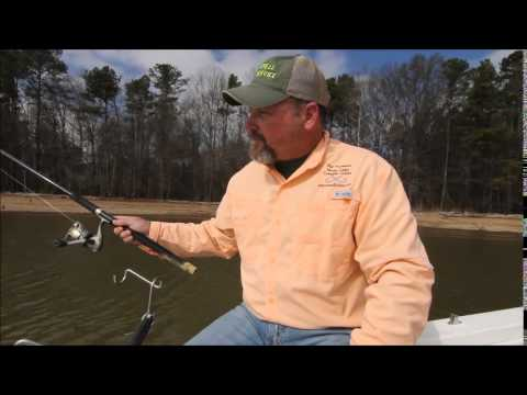 Weiss Lake Fishing Guide Pat Trammell Crappie Fishing
