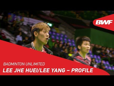 Badminton Unlimited | Lee Jhe Huei/Lee Yang - Profile | BWF 2018