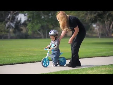 The Y Velo Twista Balance Bike on My Fox Chicago with Laurie .