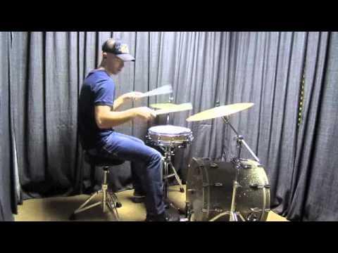 The Amen break drum beat - by Gareth Gale