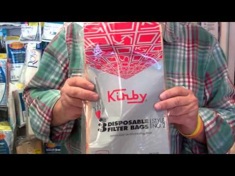 kirby vacuum cleaner bags g3